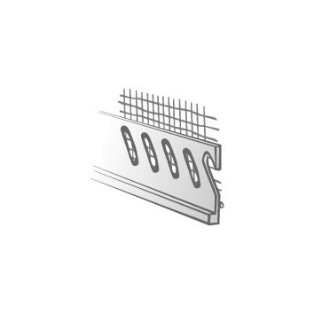 Multipor Abschlussprofil DECO-TEX, W44-3- STLB-Bau Mustervorlage -