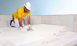 Multipor Flachdachdämmung DAA als Gefälledämmung- STLB-Bau Mustervorlage -
