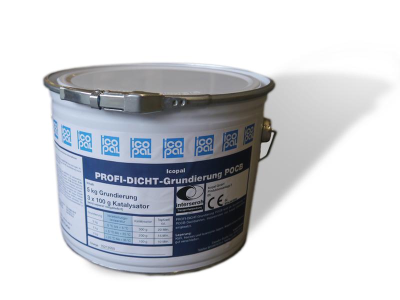 Icopal PROFI-DICHT-Grundierung A- STLB-Bau Mustervorlage -