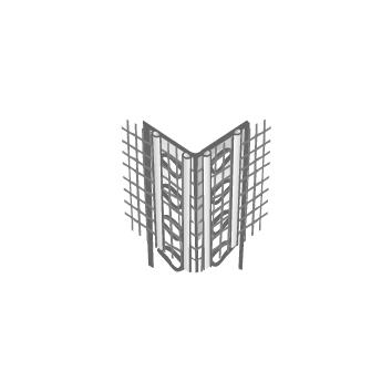 Multipor Eckprofil Gewebewinkel Ultra-Tex, W13 (Anwendung WDVS)- STLB-Bau Mustervorlage -