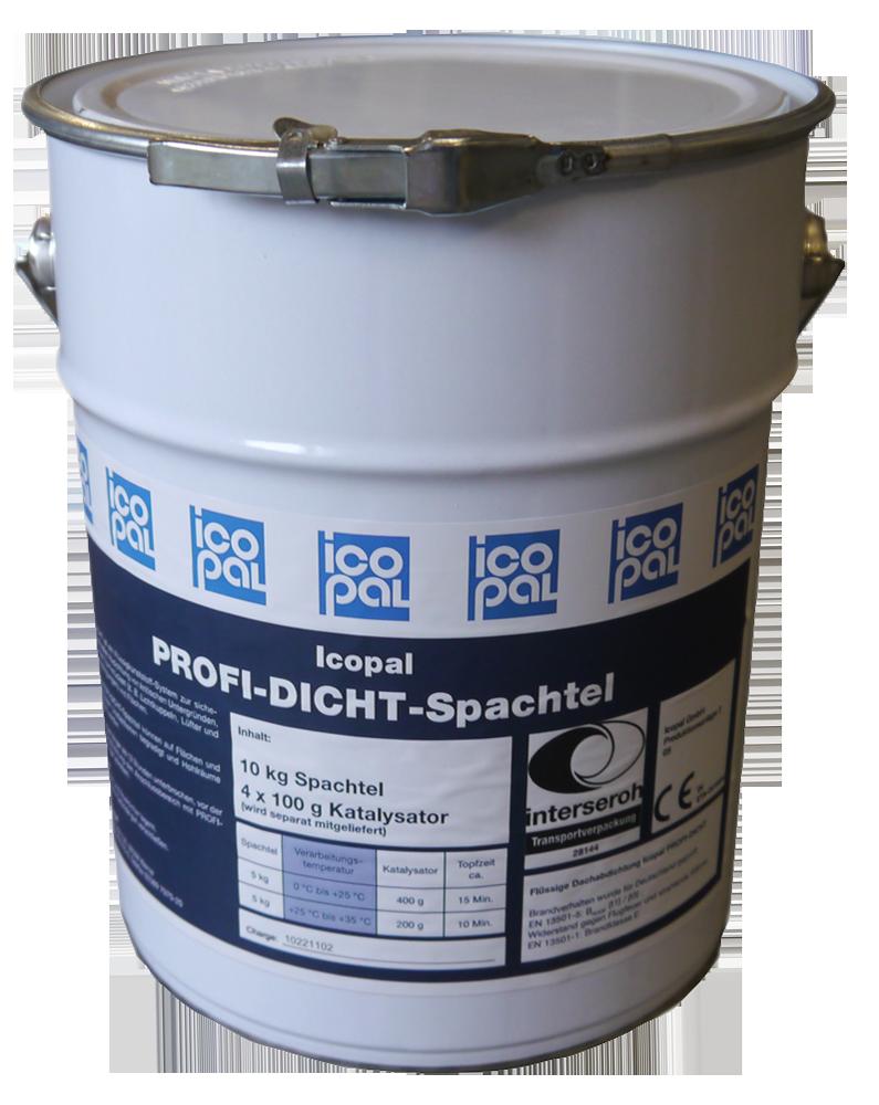 Icopal PROFI-DICHT-Spachtel- STLB-Bau Mustervorlage -